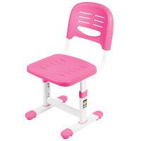 VIVO Pink Universal Height Adjustable Children's Desk Chair (Chair Only)