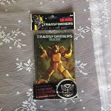 Transformers Fun Pack Micro-Comic Book Micro Comic Poster Tattoo
