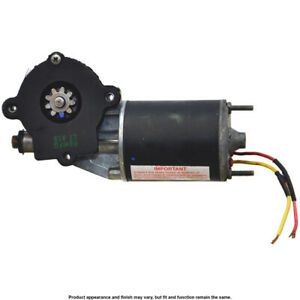 For Ford Bronco II Ranger Cardone Front Right Power Window Motor DAC