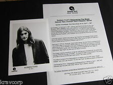 ROBBEN FORD 'DISCOVERING THE BLUES' 1997 PRESS KIT--PHOTO