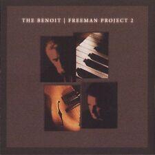 David Benoit - Benoit Freeman Project II [New CD]  Ships free U.S.