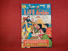 LIFE WITH ARCHIE #138 Fine Archie Comics OCT 1973