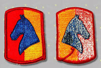 138th Field Artillery Brigade embroidered patch US Army Kentucky National Guard