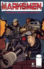 Marksmen #4 (of 6) Comic Book - Image