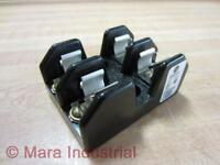 General Electric GE 8421-3 GE84213 Fuse Block 2 Pole 30 Amp (Pack of 3)