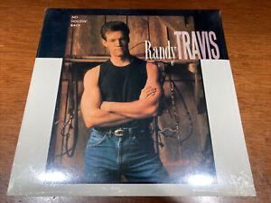 Randy Travis – No Holdin' Back - Original Sealed Vinyl LP Record