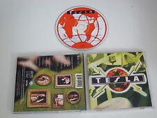 TESLA / Psychotic Supper (GEFFEN ged-gefd 24424) CD Album