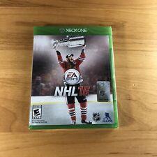 NHL 16 (Microsoft Xbox One, 2015) Brand New Factory Sealed
