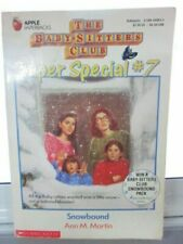 Baby-Sitters Club Super Special Edition #7 Snowbound pb D13