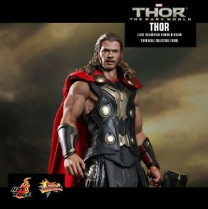Hot Toys MMS225: Thor - The Dark World Collectible (1/6 Scale)