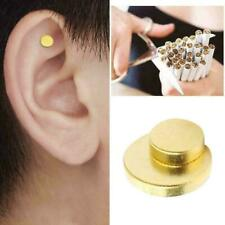 1pc Magnet Auricular Quit Smoking Acupressure Patch Th Cigarettes P8G5 No R8N3