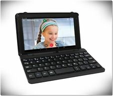 "2 In 1 Tablet Laptop 7"" Screen Quad-Core 16gb Intel Processor Keyboard Usb Kids"