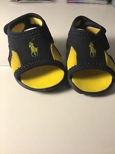 Polo Ralph Lauren Boys Sandal Baby