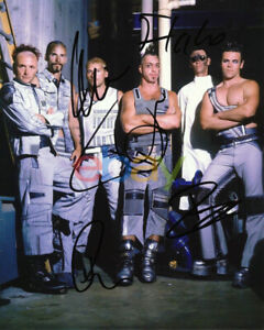 RAMMSTEIN BAND SIGNED 8X10 AUTOGRAPHED PHOTO REPRINT