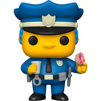 FUNKO POP! - ANIMATION - THE SIMPSONS - CHIEF WIGGUM - PRE ORDER - VINYL FIGURE