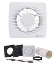 Xpelair DX100T Single Speed Extractor Fan with Timer and Universal Fitting Kit