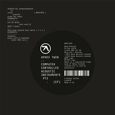 Computer Controlled Acoustic Instruments Pt2 EP Aphex Twin 0801061937522