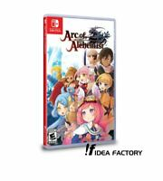 Limited Run Arc of Alchemist Nintendo Switch Physical Region Free - USA