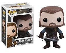 Game of Thrones Ned Stark Pop! Vinyl Figure FUNKO 02 Sean Bean