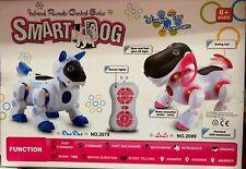 Smart Robot Dog Walking Nodding Remote Control Toy Light UK Sell Perfect Gift