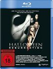 HALLOWEEN RESURRECTION Jamie Lee Curtis 2002 BLU-RAY nuovo