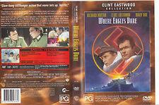Where Eagles Dare-1968-Richard Burton-Movie-DVD
