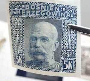 ÖSTERREICH URALT SEITEN BOSNIEN & HERZEGOWINA, VIELE SPEZIALITÄTEN AB ERSTER AUS