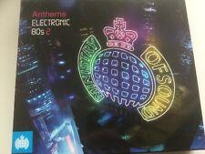 ELECTRONIC 80s VOL 2 3CD KRAFTWERK YAZOO OMD DURAN BOWIE DOLBY JAPAN NUMAN FOXX