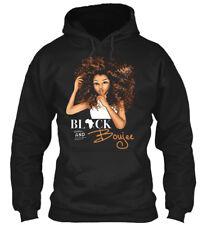 Black And Boujee Cool!!! - Gildan Hoodie Sweatshirt