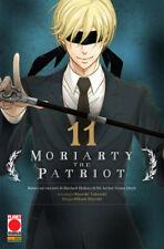 Moriarty the Patriot N° 11 - Manga Storie 85 - Planet Manga - ITALIANO #MYCOMICS