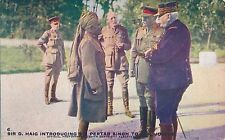 POSTCARD  MILITARY  WWI  DAILY MAIL Series 1  No  6