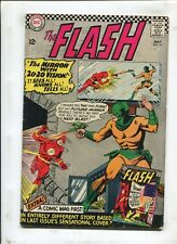 THE FLASH #161 - MIRROR WITH 20-20 VISION! - (4.5) 1966