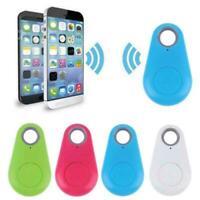 4PCS Bluetooth Mini GPS Tracker Anti-Lost Alarm Remote Finder Device For Pet Kid