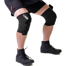 Sling Shot STrong Knee Wraps by Mark Bell - IPF elastic weight lifting supports