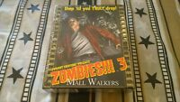 Zombies 3 Mall Walkers Board Game Directors cut  by Twilight Creations sealed