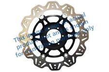 para DUCATI 749 R (Radial C 04>06 EBC VR DISCO DE FRENO Negro Cubo Central