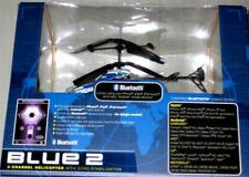Blue 2 Pilot BRAND 3-channel Helicopter With Gyro Stabilization