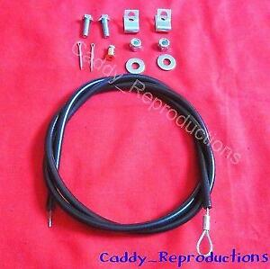 1946 - 1966 Cadillac Throttle Cable 46 - 66