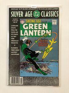 DC Silver Age Classics [Showcase #22] Green Lantern Comic Book *VF* MO8-92