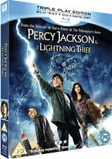 PERCY JACKSON AND THE LIGHTNING THIEF - TRIPLE PLAY EDI - BLU-RAY - REGION B UK