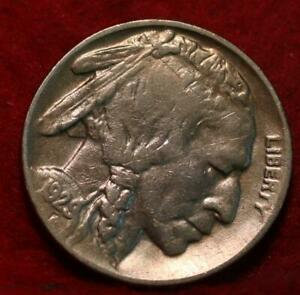 1929-D Denver Mint Buffalo Nickel