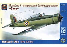 ARK MODELS 72011 DIVE BOMBER BLACKBURN SKUA SCALE MODEL KIT 1/72 NEW