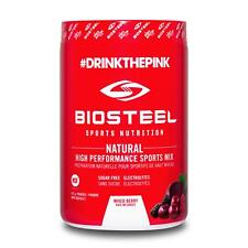 BIOSTEEL High Performance Sports Drink (Mixed Berry) + FREE Shipping