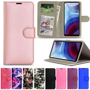For Motorola Moto E7i Power Case Flip Leather Wallet Cover for E7i Power Phone