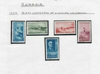 ROMANIA 1938   MOUNTED MINT AND USED STAMPS   REF 5130