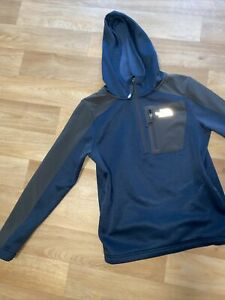 BOYS KIDS THE NORTH FACE BLUE JACKET JUNIOR SIZE L