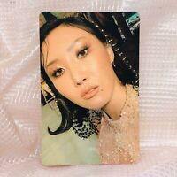 Hwasa Official Photocard MaMaMoo 2nd Full Album Reality in Black kpop ver 2 HIP