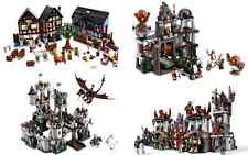 Lego Castle Fantasy Era 7094 7097 7093 7079 7036 7029 7979 10193 852001 7041 Set