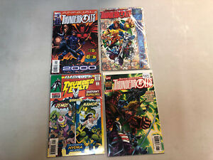 Thunderbolts (1997) #-1 1-190 Annuals, 4 one-shots/3 mini's (VF/NM) Complete Set