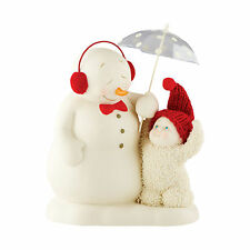 Dept 56 Snowbabies Classic Collection Ive Got You Covered 4051871 NEW Snowman